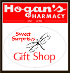 Hogan's Pharmacy sign with gift shop.jpg